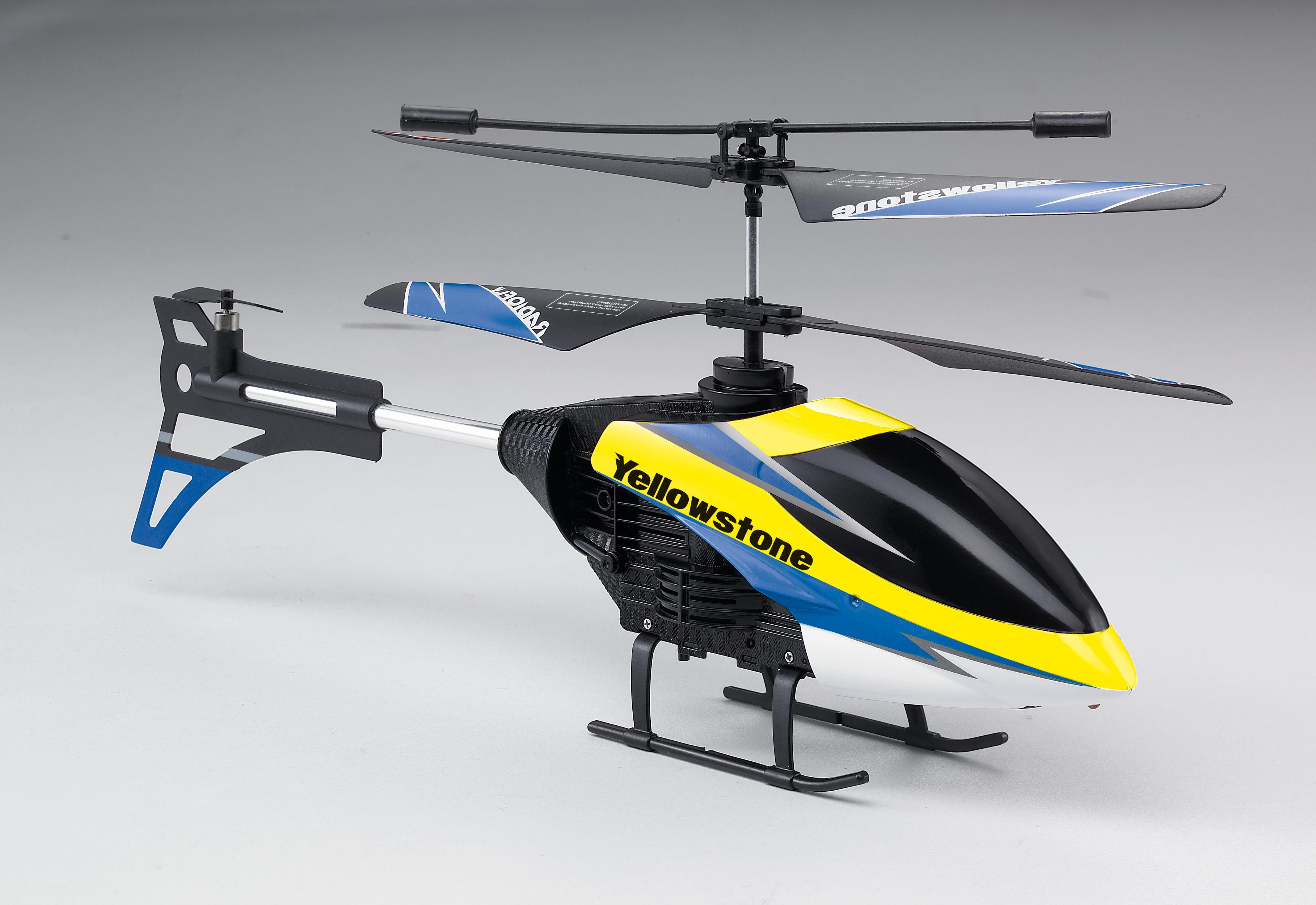 Elicottero Radiofly : Radiofly ods distribuzione