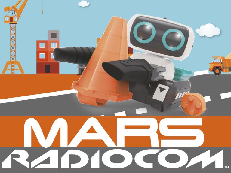 RADIOCOM MARS logo